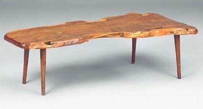 A yewwood table