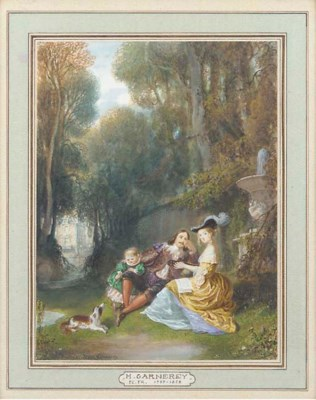 Hippolyte Jean Baptiste Garner
