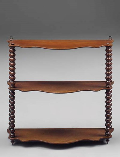 A SET OF VICTORIAN MAHOGANY SE