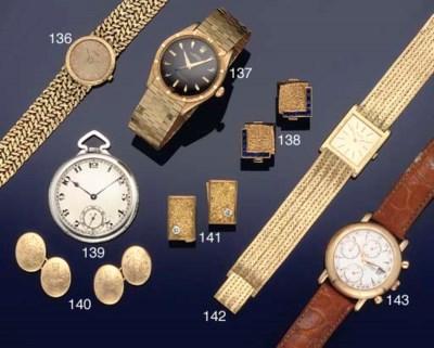 Movado. A calendar chronograph