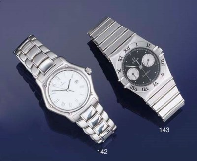 A gentleman's stainless steel