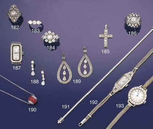 A diamond bracelet by Wempe