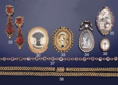 A small group of 19th century