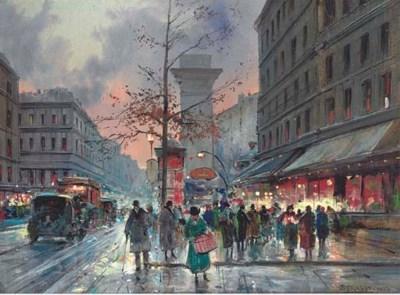 Jean Salabet (French, 20th Cen
