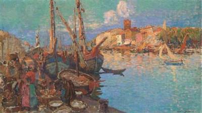 Louis Azema (French, 1876-1963
