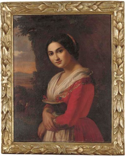 Anselm Feuerbach (German, 1829