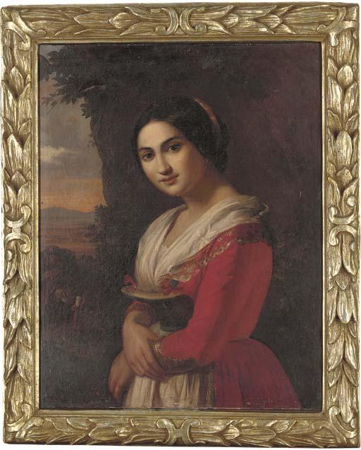 Anselm Feuerbach (German, 1829-1880)