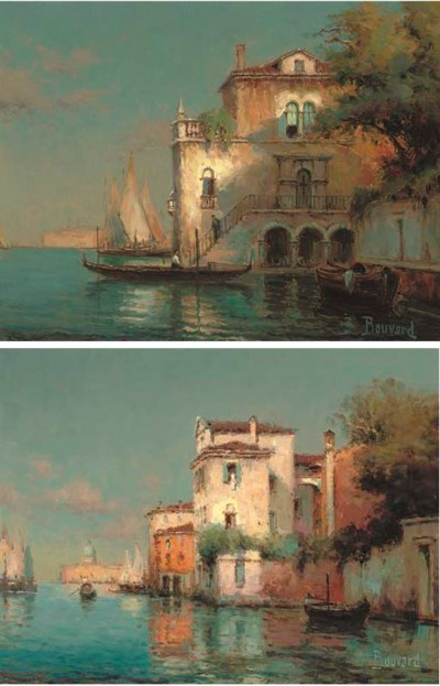 Georges-Noel Bouvard (French,