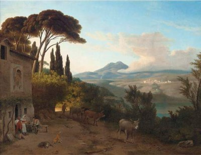 Abraham Terlink (Dutch, 1777-1