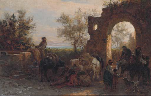 Alois Schönn (Austrian, 1826-1897)