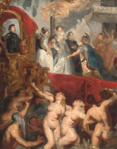 Circle of Ferdinand-Victor-Eug