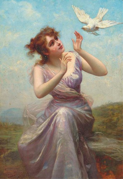 Edouard Bisson (French, b.1856
