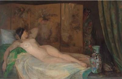 Amandus Faure (German, 1874-19