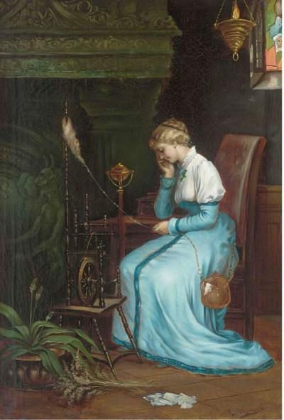P. Werner (German, 19th Centur