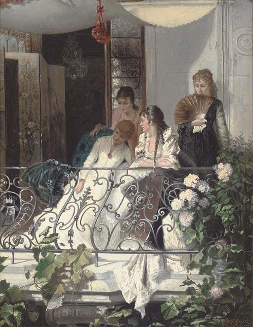 Josef Gisela (Austrian, 1851-1899)