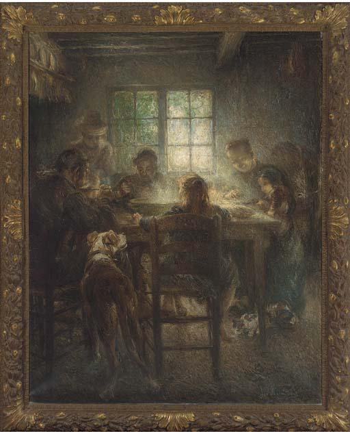 Jozef Horenbant (Belgian, 1863-1956)