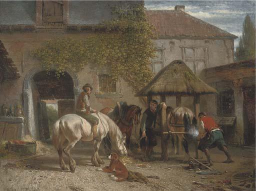 Joseph Jodocus Moerenhout (Flemish, 1801-1875)