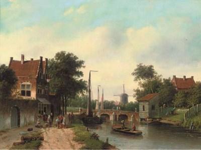D. Polak (Dutch, circa 1859)