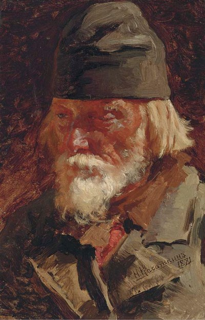 Nikolai Alekseevich Kasatkin (
