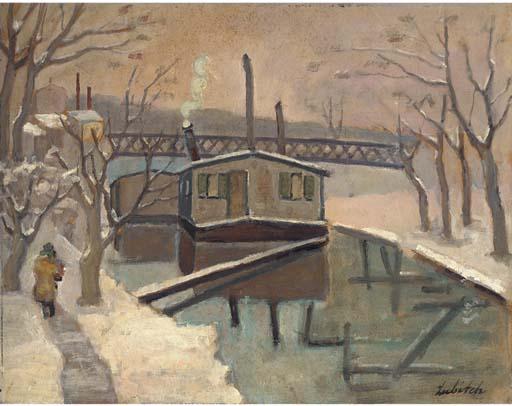 Ossip Lubitch (1896-1986)