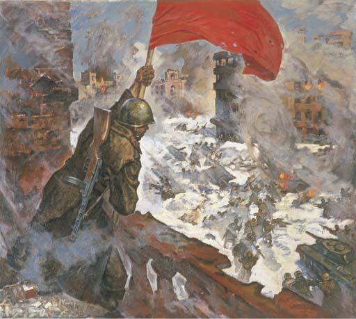 Alexei Prokopenko (b.1926)