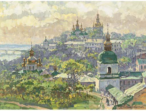 Lev Vitkovsky (b. 1931)