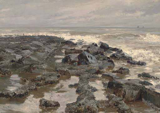 Jan Verhas (Belgian, 1834-1892