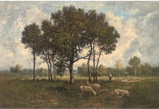 Léon Richet (French, 1847-1907
