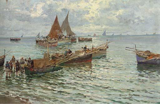 Romolo Leone (Italian, 1883-19