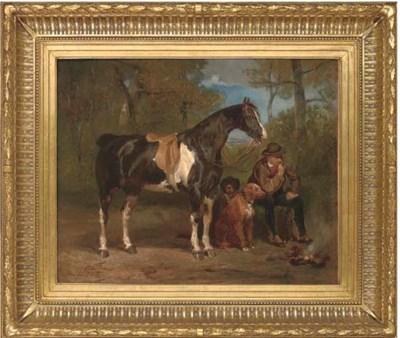John Lewis Brown (French, 1829