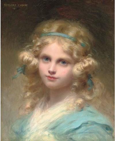 Edouard Cabane (French, b.1857