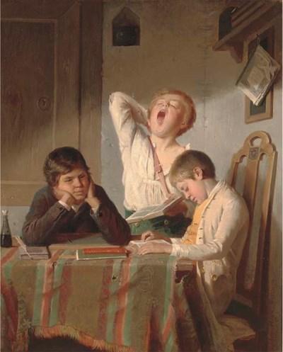 August Heyn (German, 1831-1920