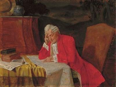 Albert Joseph Franke (German,