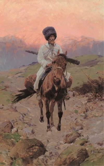 Frants Alekseevich Rubo (Rouba
