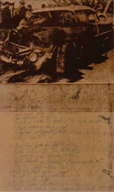 Gerard Malanga (b. 1943) and A
