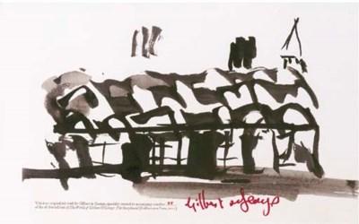 Gilbert & George (b. 1934 & 19