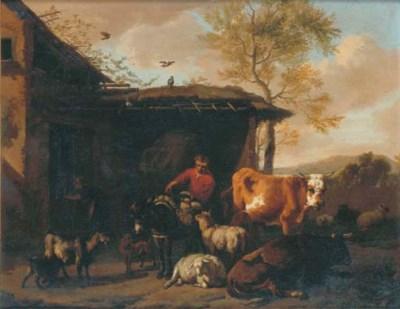 Dirck van den Bergen (Haarlem