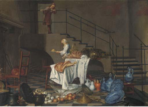 Dutch School, circa 1670