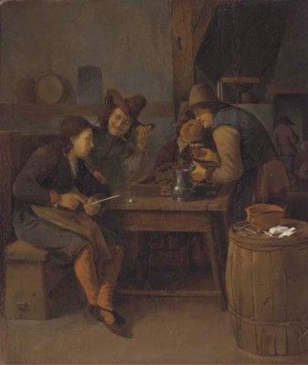 Attributed to Cornelis Schaeck
