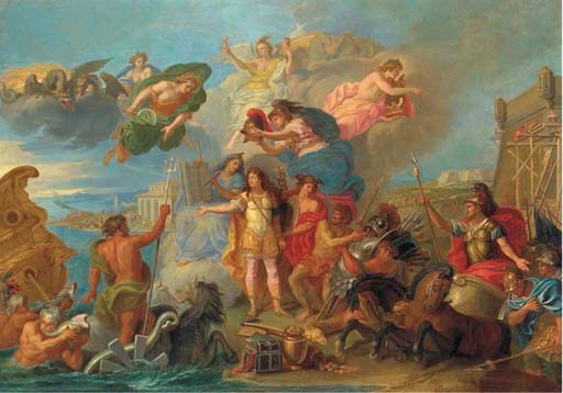 After Charles Le Brun