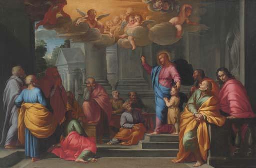 Follower of Pietro Berrettini,