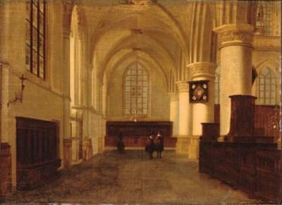 Circle of Hendrick Cornelisz.