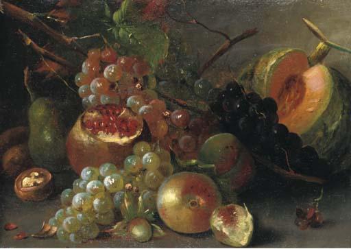 Manner of Abraham Brueghel