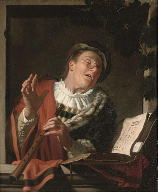 Manner of Hendrick Terbrugghen