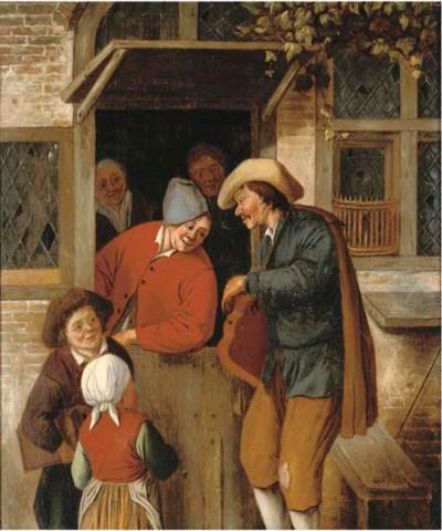 Follower of Cornelis Dusart