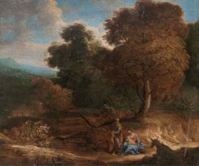 Follower of Cornelis Huysmans
