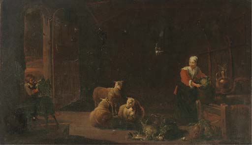 Manner of David Ryckaert II