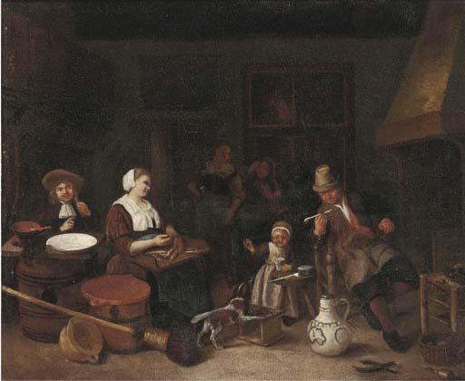 Circle of Adriaen Jansz. van O