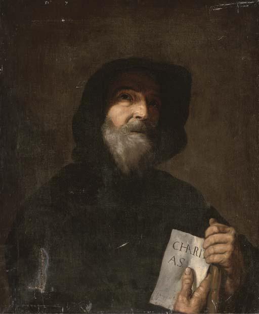 After Jusepe de Ribera, lo Spa