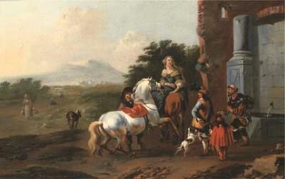 Jan Frans Soolmaker (active An